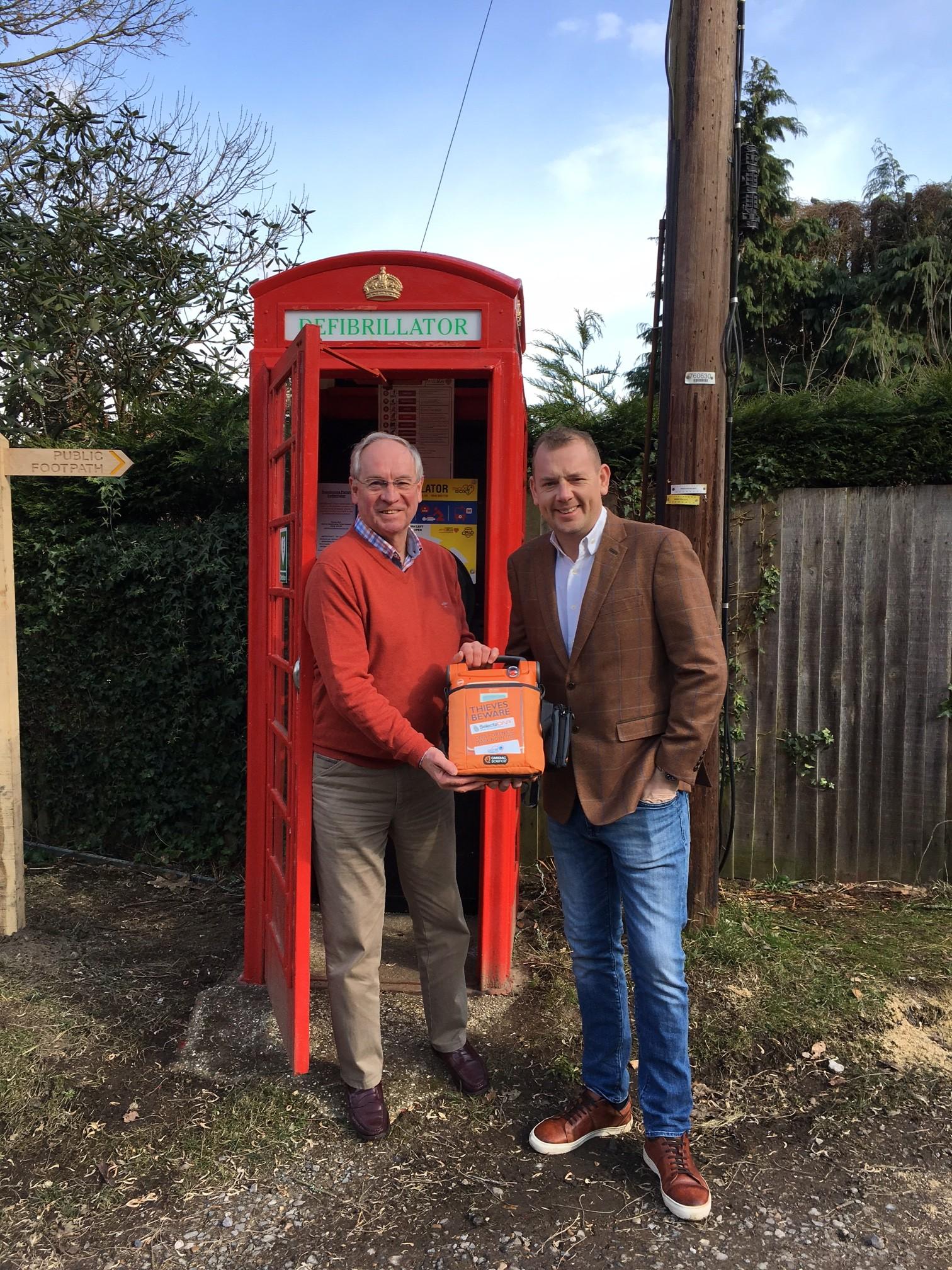 Henley Phone Box